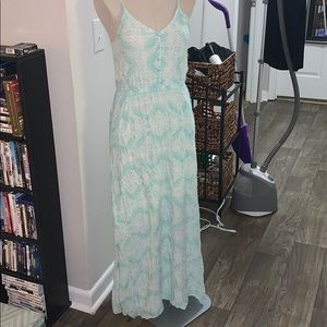 Boutique maxi dress with pockets